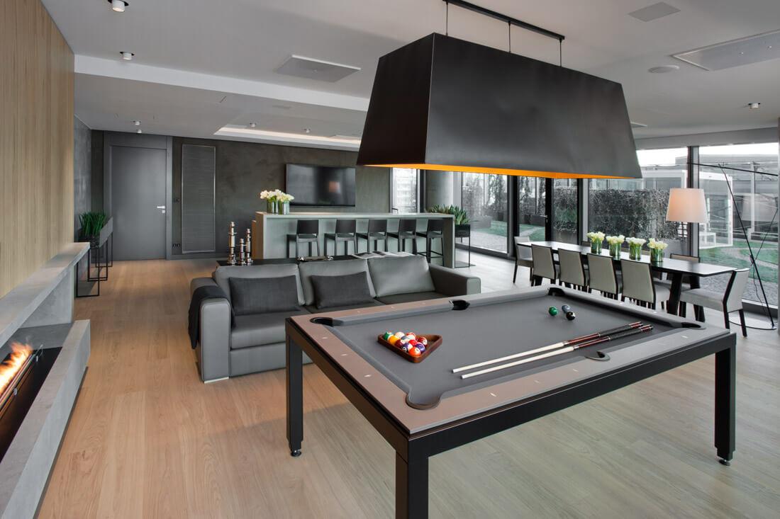 Przestrzeń wspólna - apartamenty Cosmopolitan