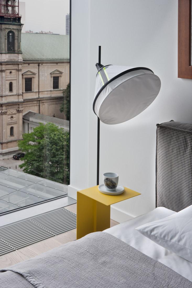 Apartamenty Cosmopolitan - projekt De Novo