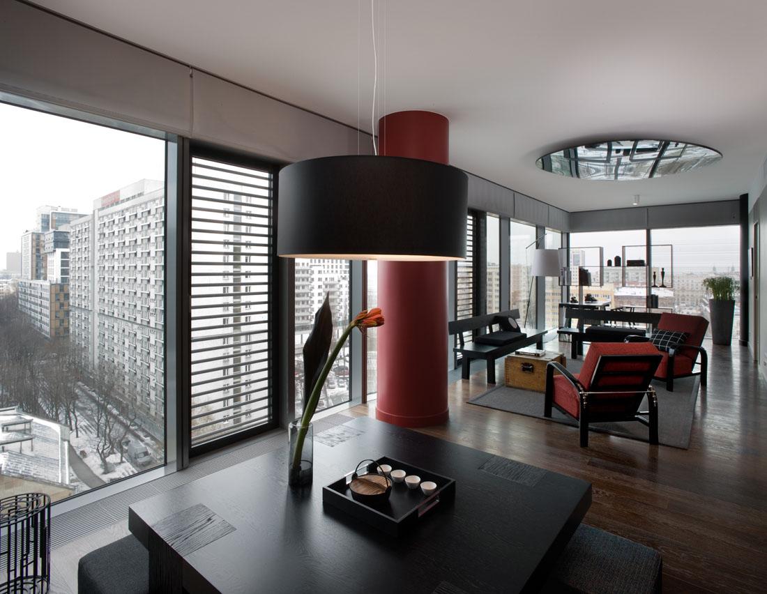 Apartament Jacka Żakowskiego